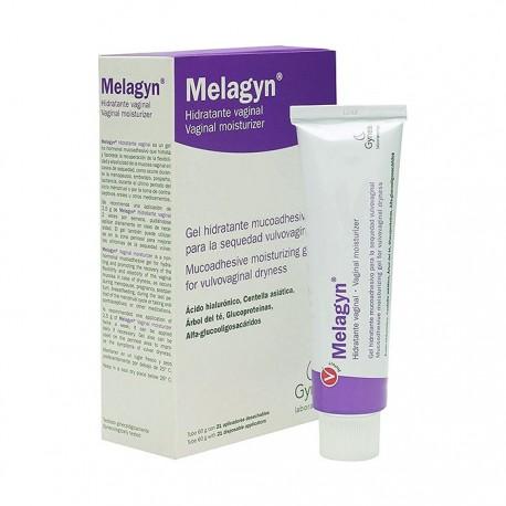 Melagyn Hidratante Vaginal 60 gr 24 aplicaciones