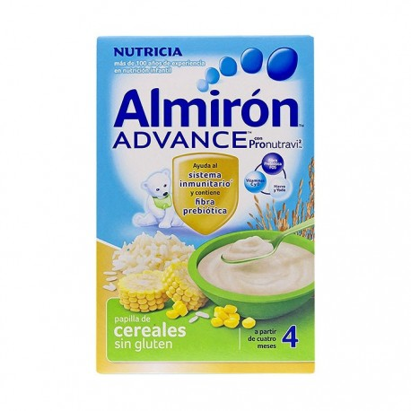 almiron advance cereales sin gluten 500g