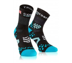 COMPRESSPORT CALCETINES PRO RACING RUN AZUL