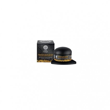 Natura Siberica jabón negro nórdico Detox 120ml