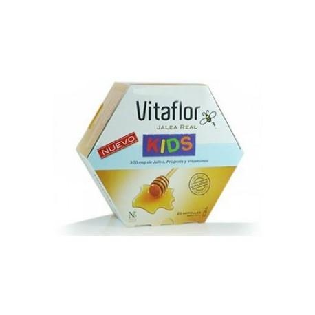 vitaflor jalea real kids 10 ml 20 amp