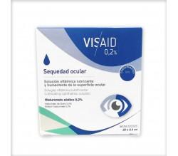 VISAID 0.2% GOTAS OCULARES ESTERIL 0.4 ML 30 MONODOSIS