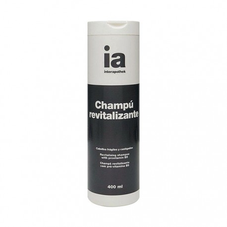 interapothek champu anticaida 400 ml.