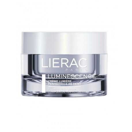 lierac luminescence crema crema luminosidad correctora de tono
