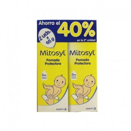 Mitosyl Pomada Protectora 2 x 65 g