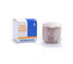 venda farmalastic cohesiva beige 4,5x5cm