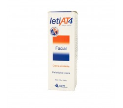 LETI AT-4 CREMA FACIAL 50ML.