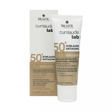 sunlaude antiedad emulsion ip50+ 50 ml.