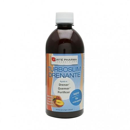Forté Pharma Turboslim Drenante Melocotón 500 ml