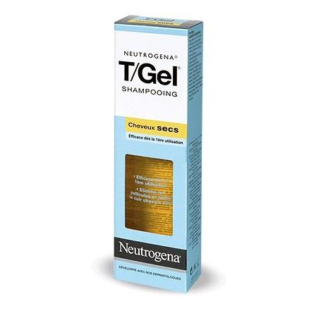 Neutrogena Gel Champú Caspa Secos 250 ml
