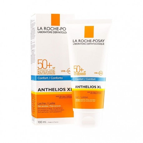 Anthelios XL 50 Pantalla Solar Leche 100ml