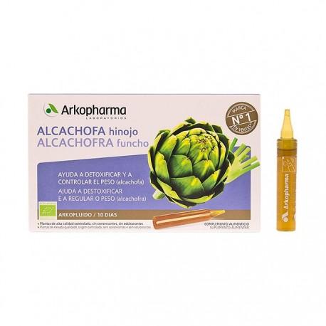 arko alcachofa-hinojo 10 amp.