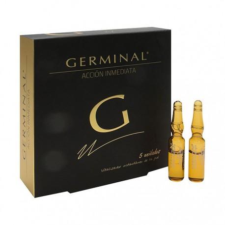 germinal ampollas flash acción inmediata 5 x 1.5ml