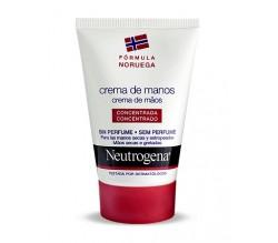 neutrogena crema manos s/perfume 50 ml.