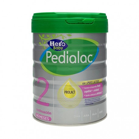 Hero Baby Pedialac 2 800gr