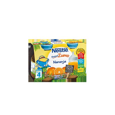 nestle zumo naranja 125 ml x 2 uds