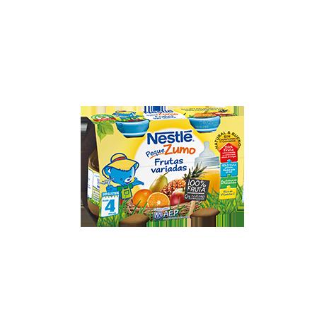 nestle zumo frutas variadas 125 ml x 2 u