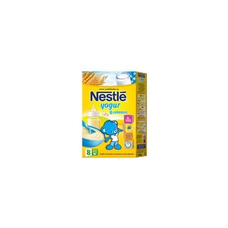nestle 8 cereales c/bifidus 600 gr