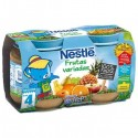 nestle tarros 130g.fruta variad.pack 2ud