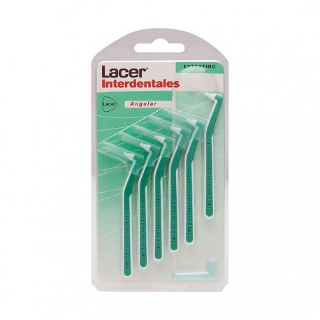 Lacer Cepillo Interdental Extrafino 6u