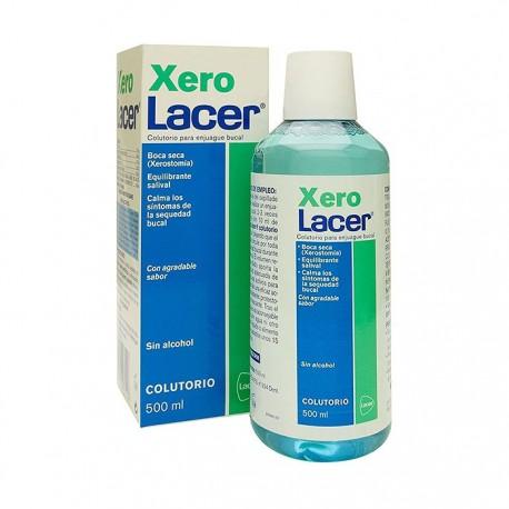 xerolacer colutorio 500 ml.