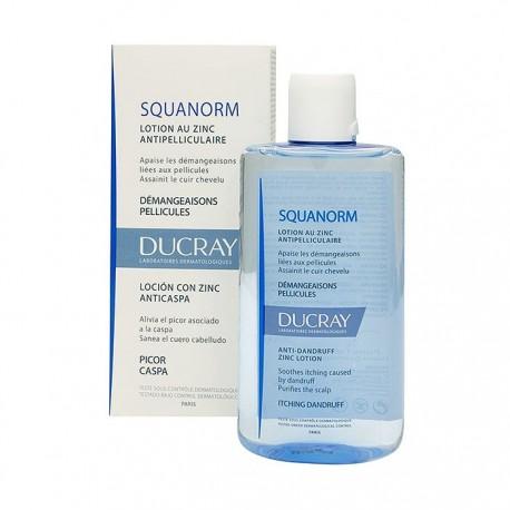 ducray squanorm locion anticaspa 200 ml