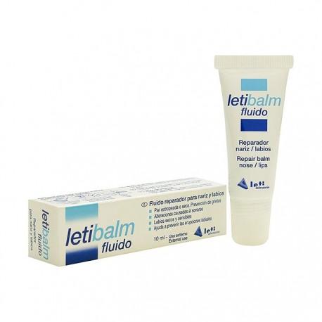 letibalm nariz labios balsamo tubo 10 ml