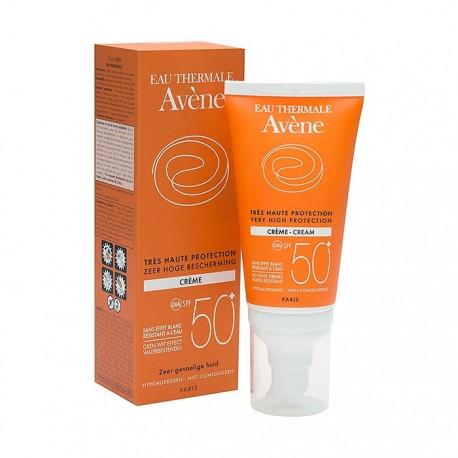 Avene Solar Crema SPF 50+ Ultraprotección 50ml