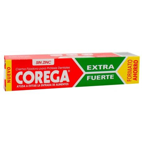 corega extra fuerte crema 40gr.