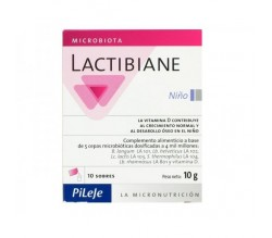 LACTIBIANE ENFANT PILEJE 2.5 G 10 SOBRES