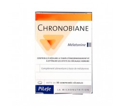 CHRONOBIANE MELATONINA 1 MG 30 COMP