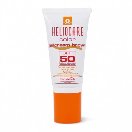 Heliocare Color Gelcream Brown 50ml