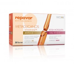 Repavar Revitalizante Metaglicanos Cell Renew Antiage 30 Ampollas