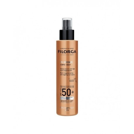Filorga Uv- Bronze Spray Solar Anti-Edad Nutrireg Cuerpo SPF50+ 150ml