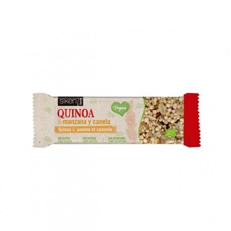 Siken Form Quinoa & Manzana Canela Barrita 1 U 40g