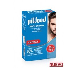 PACK PILFOOD ENERGY SPRAY 125ML + CHAMPÚ 200ML