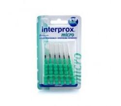 cepillo interprox micro 6 ui.