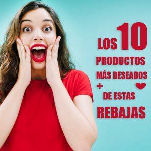 Rebajas 2019: Los 10 productos más deseados
