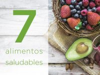7 alimentos saludables para volver a la normalidad
