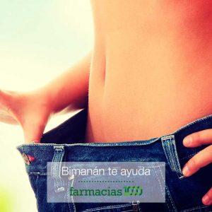 Bimanan te ayuda a perder peso