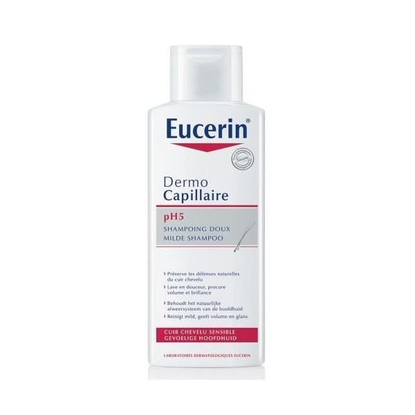 Eucerin Champú PH5 Suave 400ml