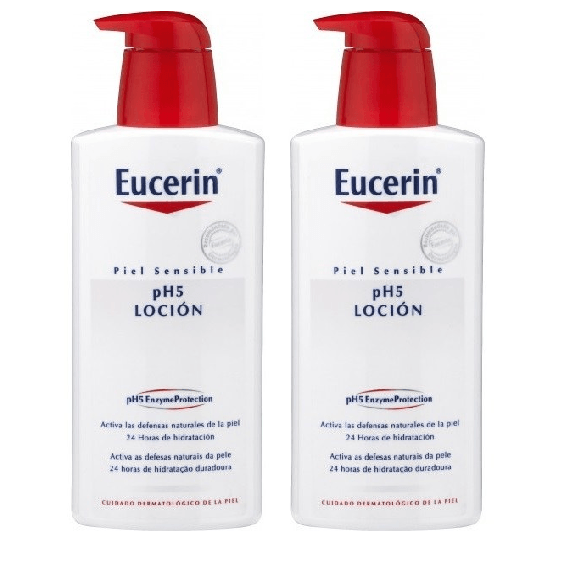 Eucerin Duplo Loción PH5 400ml