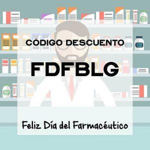 Código Descuento Blog – Día Mundial del Farmacéutico