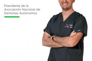 Entrevistamos a Hector Tafalla, presidente de la Asociación Nacional de Dentistas Autónomos