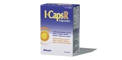 I·Caps R 30 cápsulas gelatina blanda