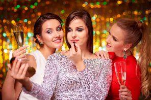 Tips para maquillarse en Nochevieja