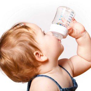 Consejos para cuidar la alimentación de tu bebé