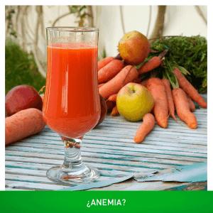 La temida anemia : recetas y complementos para estar fuerte este otoño