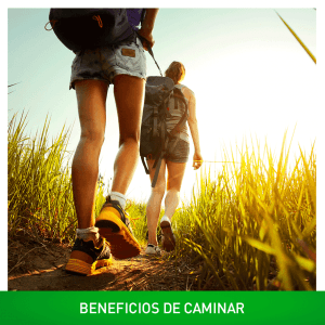 beneficios de caminar