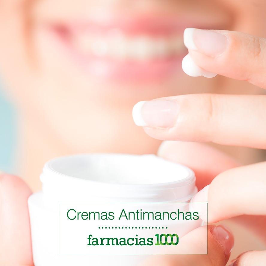 las mejores cremas antimanchas de farmacia